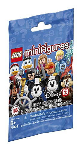 2 Pack Series - LEGO Minifigures Disney Series 2 71024 Building Kit (1 Minifigure)