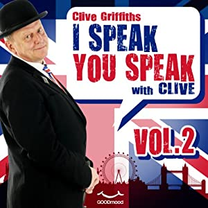 I speak you speak with Clive Vol. 2 Audiobook