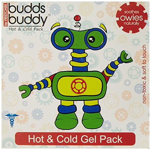 Buddsbuddy Hot & Cold Gel Pack 1pc Pack – Red…