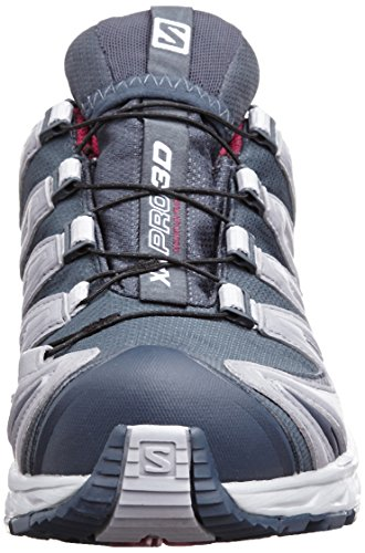 Trail Xa Gtx Denim grey Running 3d pearl Grigio Da Purple Pro Scarpe mystic Salomon Donna Grey qSaAdYwA