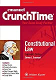 Constitutional Law, CrunchTime 14th Edition