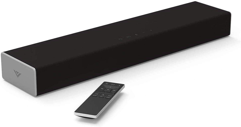 VIZIO 20 inches 2.0 Soundbar System with DTS Virtual:X - SB2020n-G6 (Renewed) (SB2020N-G6-cr)