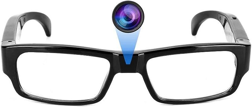 Opinión sobre Gafas de sol de video, Gafas de cámara espía con video, Gafas de sol de cámara espía Lentes de seguridad con protección polarizada, Diseño deportivo