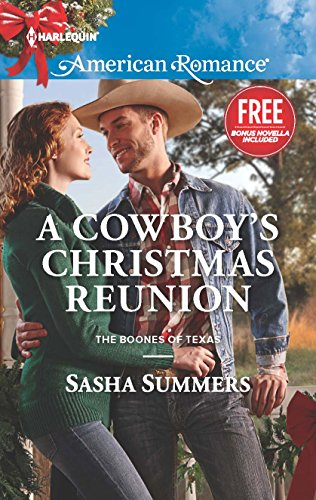 A Cowboy's Christmas Reunion (The Boones of Texas)