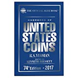 Handbook of United States Coins 2017: The Official Blue Book, Hardcover Edition (Handbook of United States Coins (Cloth))