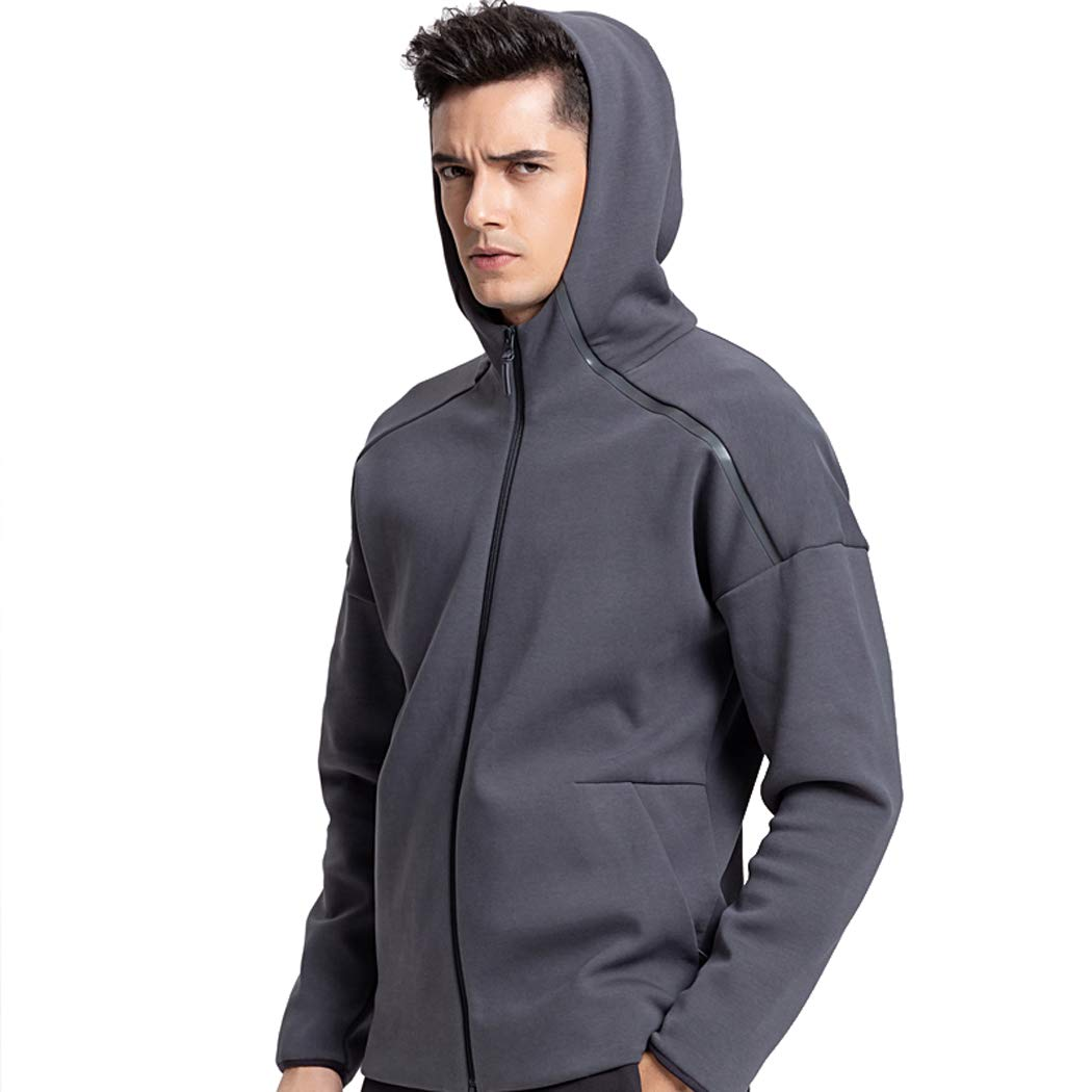 Lumberfield Winter Outwear Sports Thick Mens Hooded Hiking Knit Jackets LUMBERFILED
