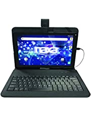 7-Inch Core Tablet with Android OS 8.1 and Keyboard