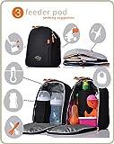 PacaPod Prescott Combi Black Charcoal Designer Baby