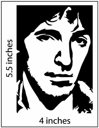 BRUCE SPRINGSTEEN Cut Vinyl Decal