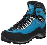 Lowa Women's Cevedale Pro GTX WS Hiking Boot,Turquoise/Black,8.5 M US