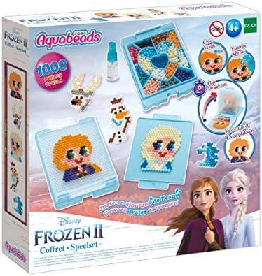 Aquabeads 31592 - Caja de Frozen 2: Amazon.es: Juguetes y juegos