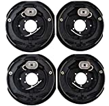 Ei Trailer Brake Assembly Electric Trailer Brakes 12' x 2' - 2 right & 2 left 5200 6000 7000 lb axles