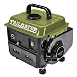 900 Peak/700 Running Watts, 2 HP (63cc) 2 Cycle Gas Recreational Generator