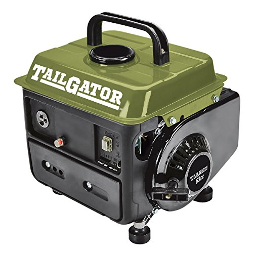 - Tailgator 63025 630253 2 Cycle Gas EPA/CARB Portable Generator
