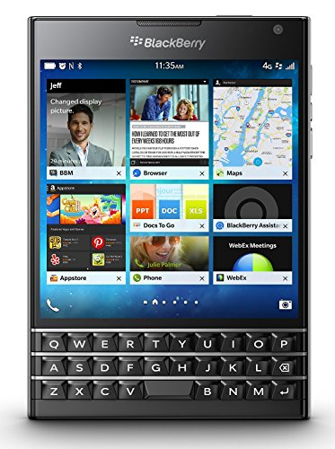Where to buy BlackBerry Passport Factory Unlocked Cellphone, 32GB, Black