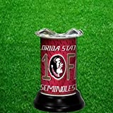 FLORIDA STATE SEMINOLES NCAA TART WARMER - FRAGRANCE LAMP - BY TAGZ SPORTS
