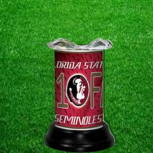 FLORIDA STATE SEMINOLES NCAA TART WARMER - FRAGRANCE LAMP - BY TAGZ SPORTS - Florida State Seminoles Lamp