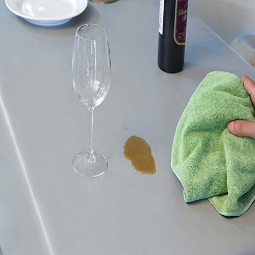Innovee Revolutionary Table Pad Protects Table From Spills Heat - Cut to fit table protector pads