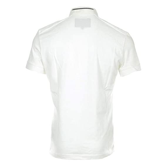 Le Coq Sportif Tech Polo SS N°1 M New Optical White, Hombre ...