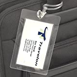 Travelon ~ Set of 3 Laminating Luggage Tags, Bags Central