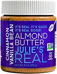 Julie's Real Cinnamon Vanilla Bean Almond Butter - 9 Ounce