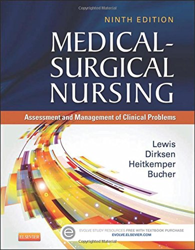 Medical-Surgical Nursing: Assessment and Management of Clinical Problems, 9th Edition cover