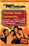 Florida State University 2012, Cheryl Justis and Richard Bist, 1427404259