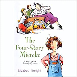 The Four-Story Mistake  Audiobook