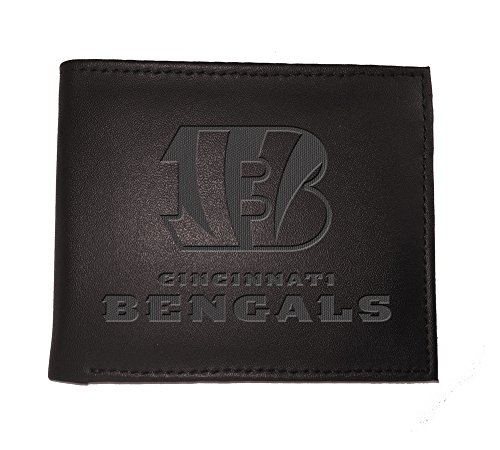 Team Sports America Cincinnati Bengals Bi-Fold Wallet