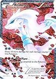 RESHIRAM FULL ART RC22 POKEMON CARD RADIANT