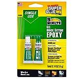 (Pack of 24, 48 Ct) The Original Super Glue Super Glue Quick Setting Epoxy Gel, 2pk