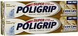 Super Poligrip Denture Adhesive Cream, Extra Care, 2.2 Oz( Pack of 3 )