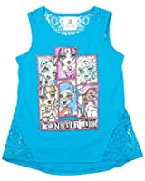 Monster High Girls' Aztec Lace Tank Size Small 6/6X