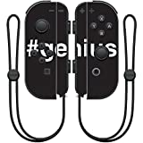 Skin For Nintendo Joy-Con Controller – Genius   MightySkins Protective, Durable, and Unique Vinyl Decal wrap cover   Easy To Apply, Remove, and Change Styles   Made in the USA