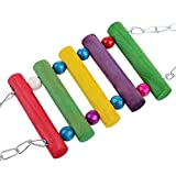 Bird-Toy-Parrot-Swing-Parakeet-Hammock-Budgie-Cockatiel-Cage-Swing-Wooden-Rat-Mouse-Hamster-Hanging-Hammock-Toys
