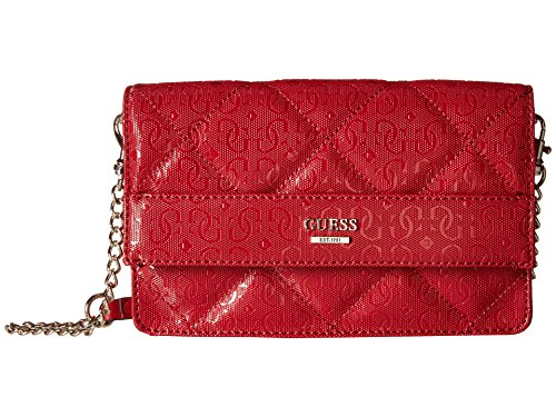 Guess Women's Ophelia Petite Crossbody Flap Lipstick Clutch Sg456278