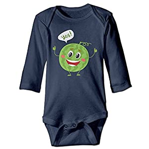 STARLY FUNNY WATERMELON Newborn Baby Long Sleeve Climbing Clothes Infant Rompers