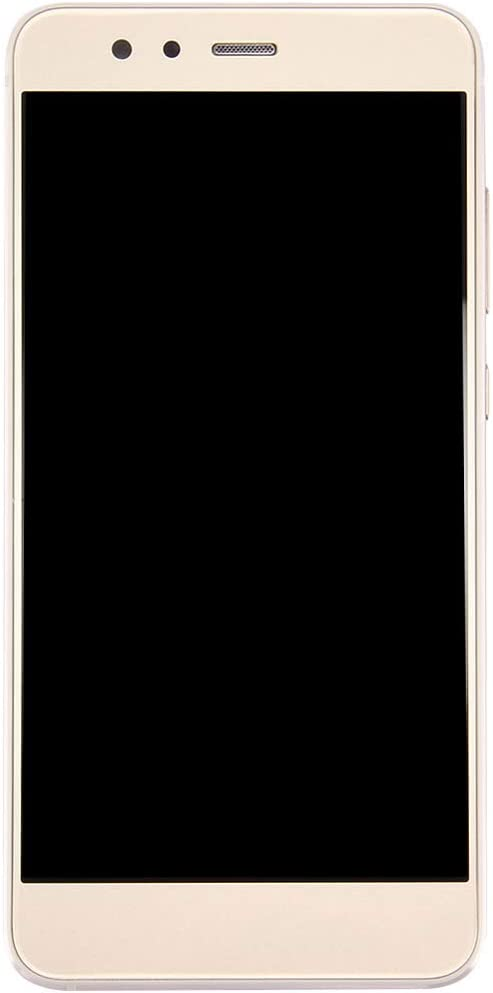 Black Color : Gold Mobile Phone LCD Screen Replacement for Huawei P10 Lite//Nova Lite LCD Screen and Digitizer Full Assembly with Frame