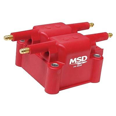 MSD 8239 Sport Compact Replacement Coil: Automotive