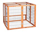 Prevue Hendryx 461PEN Pet Products Rabbit Playpen, Large