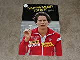 1970'S JOHN MCENROE BIC SHAVER TENNIS POSTER ADVERTISEMENT...