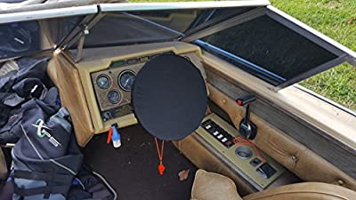 Boat Steering Wheel Cover