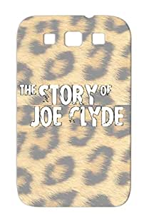 The Story Of Joe Clyde TPU White Game Gaming Fps Shooter Scp Containment Breach Funny Satire For Sumsang Galaxy S3 Protective Hard Case