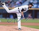 James Shield Chicago White Sox Signed 8x10 Photo W/Coa - Autographed MLB Photos