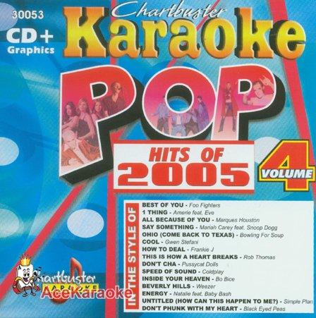 Radio Chartbuster Karaoke - Karaoke: Radio Hits