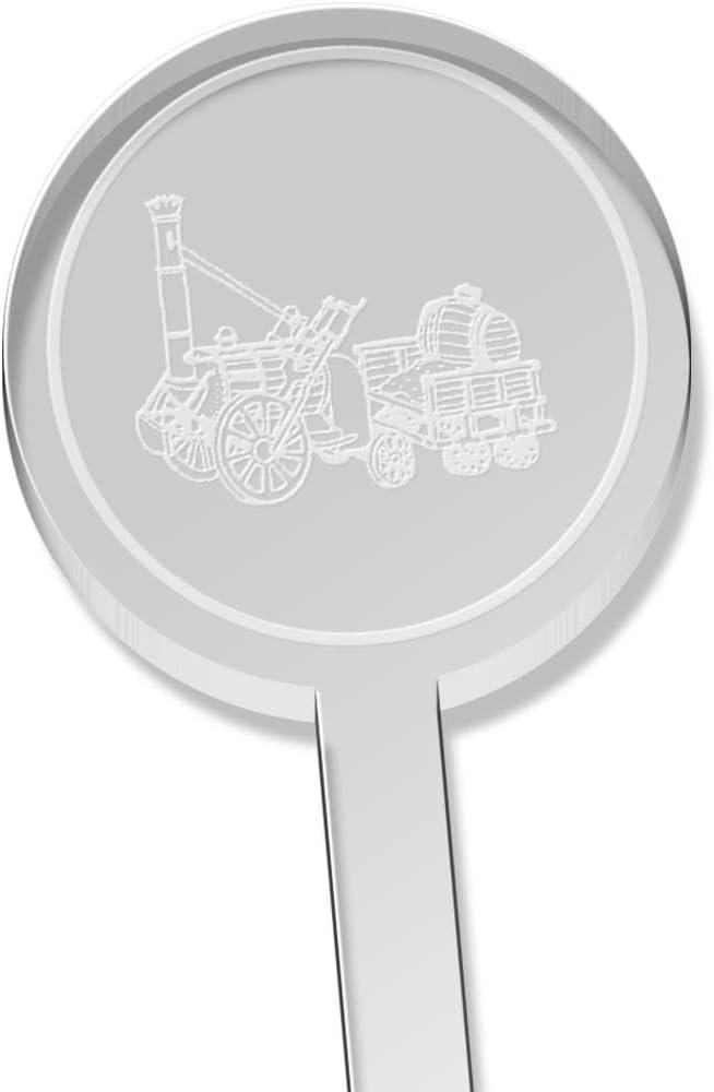 DS00039666 Swizzle Sticks Azeeda 10 x Rocket Train Short Drink Stirrers