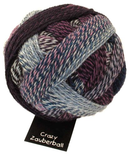 slow color changing yarn - 1