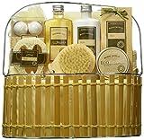 VERDUGO GIFT CO Warm Vanilla Spa Basket