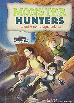 book cover of Chase the Chupacabra