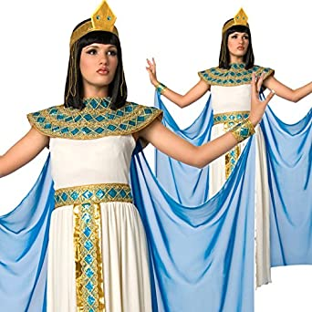 Roaring 20s Costumes- Flapper Costumes, Gangster Costumes Womens Egyptian Queen of the Nile Cleopatra Costume - 5 Piece Quality Costume  AT vintagedancer.com